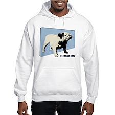 Bulldog Thing Hooded Sweatshirt