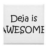 Deja Tile Coaster