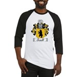 Orselli Family Crest Baseball Jersey