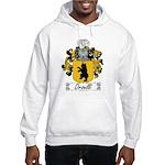 Orselli Family Crest Hooded Sweatshirt