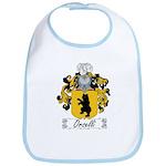 Orselli Family Crest Bib