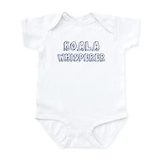 Koala Whisperer Infant Bodysuit