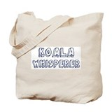Koala Whisperer Tote Bag