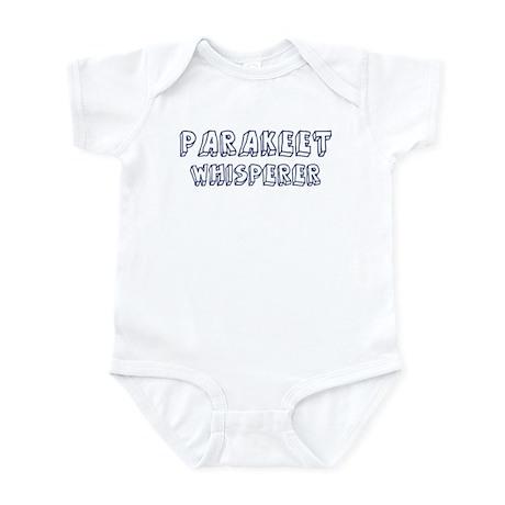 Parakeet Whisperer Infant Bodysuit