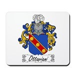 Ottaviani Family Crest Mousepad