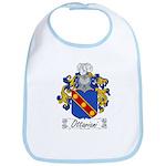 Ottaviani Family Crest Bib