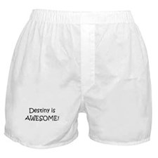 Cute Destiny Boxer Shorts
