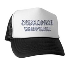 Zebrafish Whisperer Trucker Hat