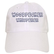 Woodpecker Whisperer Baseball Cap