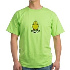 Shot Put Chick T-Shirt
