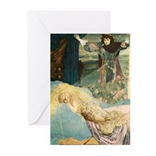 Sleeping Beauty Greeting Cards (Pk of 10)