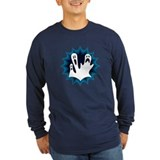 Scaredy Ghosts T