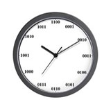 Cool Digital Wall Clock