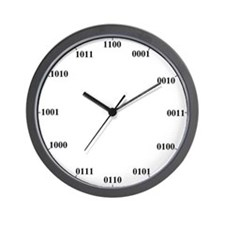 Cute Digital Wall Clock