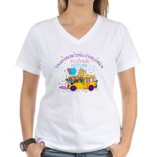 Transporting Children To Thei Shirt