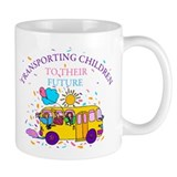 Transporting Children To Thei Coffee Mug