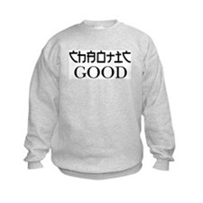 RPG Chaotic Good Sweatshirt