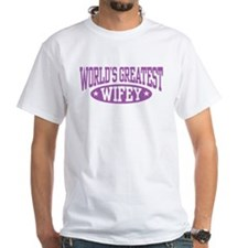 World's Greatest Wifey Shirt