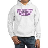 World's Greatest Wifey Hoodie Sweatshirt