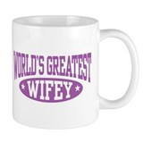 World's Greatest Wifey Mug