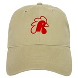Rhody Red Baseball Cap