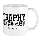 Trophy Husband Small Mug