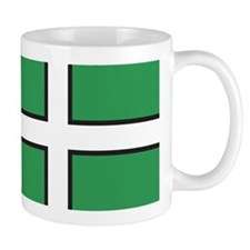Devon Flag Small Mug