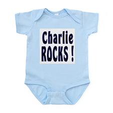 Charlie Rocks ! Infant Creeper