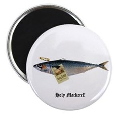 "Holy Mackerel 2.25"" Magnet (100 pack)"