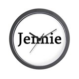 Jennie - Personalized Wall Clock