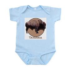 Buffalo (large design) Infant Creeper