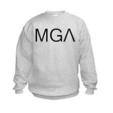 """""""MGA"""" Sweatshirt"""