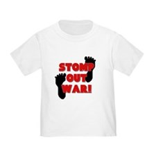 Stomp Out War T