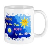 Liveby the Sun, Love by the Moon Mug