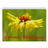 Colorado Wildflowers Vol 3 Wall Calendar