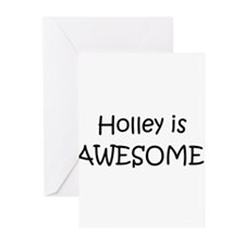 Holley Greeting Cards (Pk of 20)