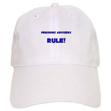 Pensions Advisers Rule! Baseball Cap