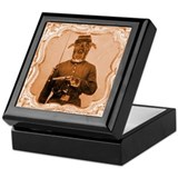 Great Dane LEFTY Keepsake Box