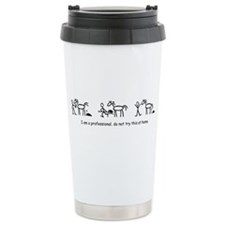 Professional Groom Ceramic Travel Mug
