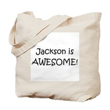 Unique Jackson Tote Bag