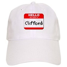 Hello my name is Clifford Baseball Cap