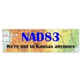 NAD 83 - Bumperr Bumper Sticker