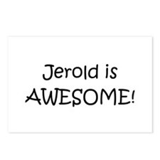 Funny Jerold Postcards (Package of 8)