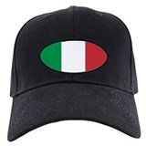 Italy Flag Baseball Hat