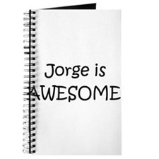 Cute Jorge Journal