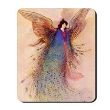 Moon Maiden Mousepad