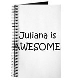 Cool Juliana Journal