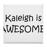 Cool Kaleigh Tile Coaster