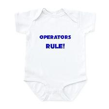 Operators Rule! Infant Bodysuit