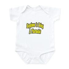 """Happiness...Pharmacist"" Infant Bodysuit"